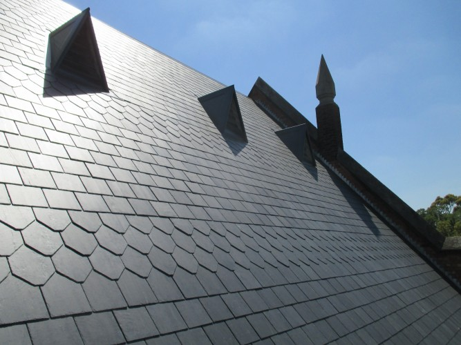 slate roofing Melbourne specialists